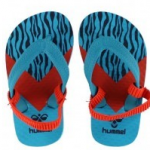 Hummel Infant Flip Flop - turkis