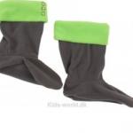 Lune sokker til gummistøvlerne fra Mikk-Line