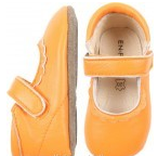 Rappe orange sandaler fra En Fant