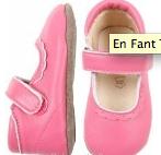 En Fant sandaler i pink til små søde piger