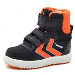 Hummel Stadil High - sort og orange